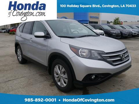 2014 Honda CR-V for sale in Covington, LA