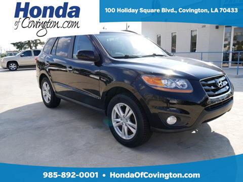 2010 Hyundai Santa Fe for sale in Covington, LA