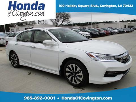 2017 Honda Accord Hybrid for sale in Covington, LA