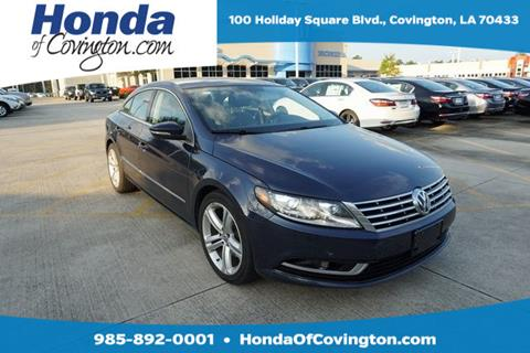 2013 Volkswagen CC for sale in Covington, LA