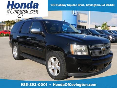 2007 Chevrolet Tahoe for sale in Covington, LA