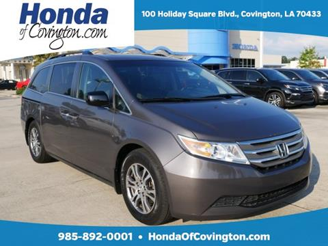2013 Honda Odyssey for sale in Covington, LA