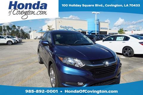 2017 Honda HR-V for sale in Covington, LA