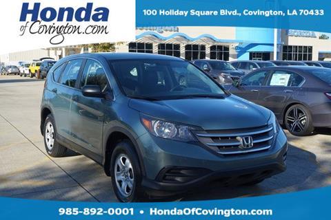 2012 Honda CR-V for sale in Covington, LA