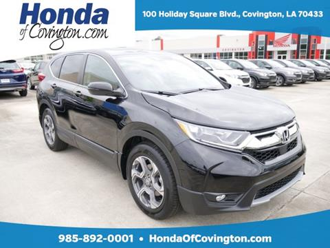 2017 Honda CR-V for sale in Covington, LA