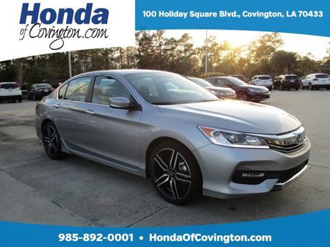 2017 Honda Accord for sale in Covington, LA