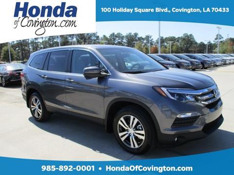 2017 Honda Pilot for sale in Covington, LA