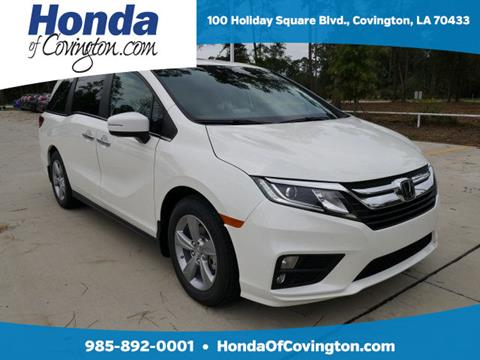 2018 Honda Odyssey for sale in Covington, LA