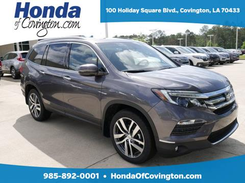 2017 Honda Pilot for sale in Covington, LA