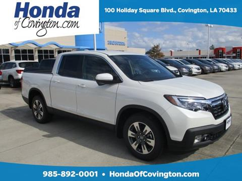 2018 Honda Ridgeline for sale in Covington, LA