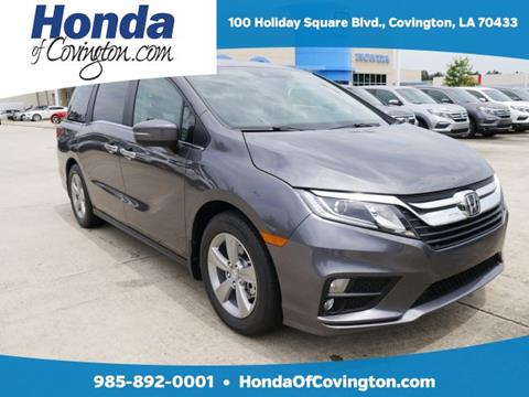 2018 Honda Odyssey for sale in Covington, LA