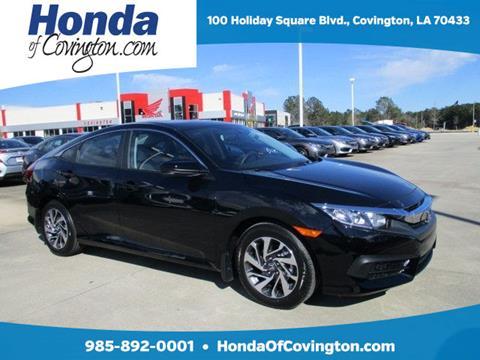 2017 Honda Civic for sale in Covington, LA