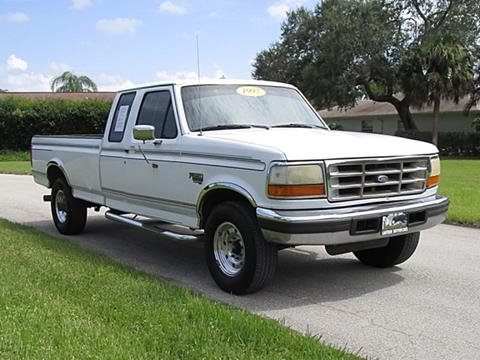1997 Ford F-250 for sale in Fort Myers, FL
