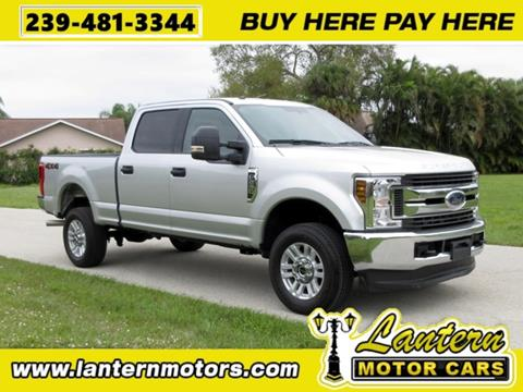 2018 Ford F-250 Super Duty for sale in Fort Myers, FL