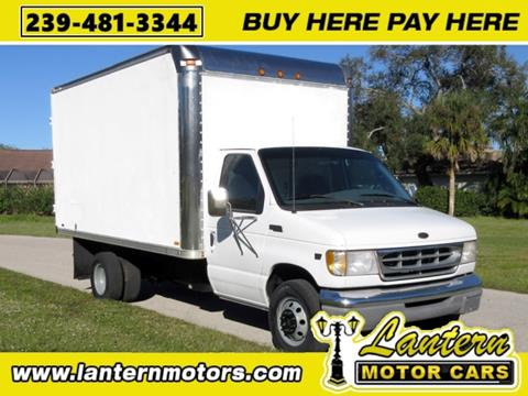 2000 Ford E-Series Chassis for sale in Fort Myers, FL