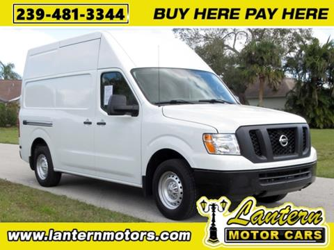 2017 Nissan NV Cargo for sale in Fort Myers, FL