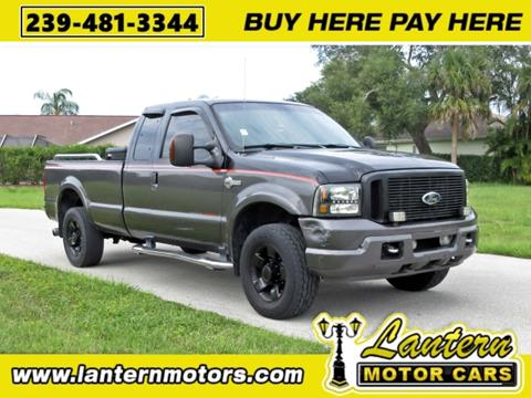 2004 Ford F-250 Super Duty for sale in Fort Myers, FL
