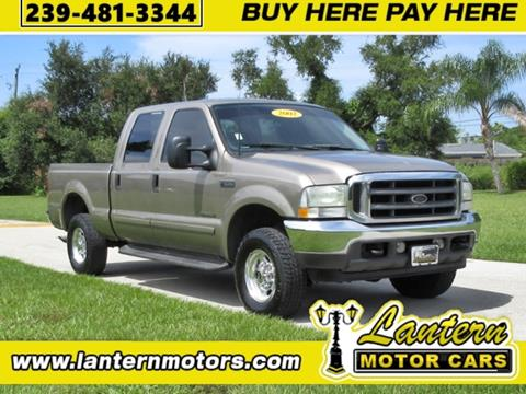 2002 Ford F-250 Super Duty for sale in Fort Myers, FL