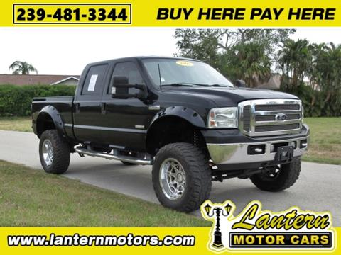 2005 Ford F-250 Super Duty for sale in Fort Myers, FL