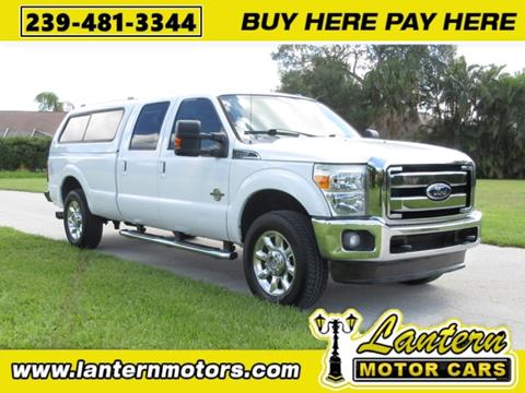 2011 Ford F-250 Super Duty for sale in Fort Myers, FL