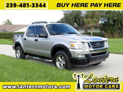 2007 Ford Explorer Sport Trac for sale in Fort Myers, FL