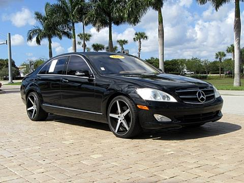 2007 Mercedes-Benz S-Class for sale in Fort Myers, FL