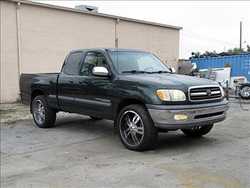 2001 Toyota Tundra for sale in Fort Myers, FL