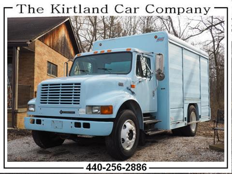 2000 International 4700 for sale in Kirtland, OH