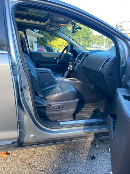2008 Ford Edge AWD Limited 4dr Crossover - Westfield MA