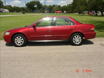 2002 Honda Accord for sale at K D AUTO SALES in New Braunfels TX