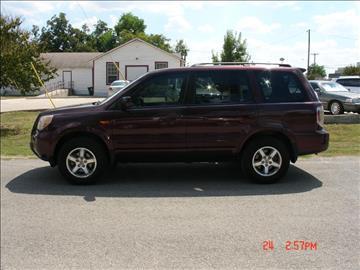 2007 Honda Pilot for sale at K D AUTO SALES in New Braunfels TX