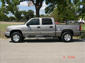 2006 Chevrolet Silverado 1500 for sale at K D AUTO SALES in New Braunfels TX