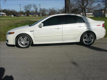 2008 Acura TL for sale at K D AUTO SALES in New Braunfels TX