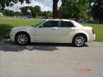 2007 Chrysler 300 for sale at K D AUTO SALES in New Braunfels TX