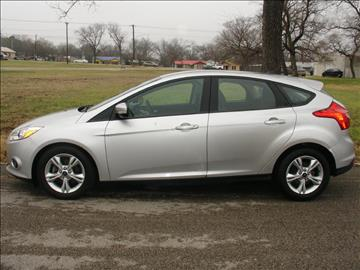 2013 Ford Focus for sale at K D AUTO SALES in New Braunfels TX