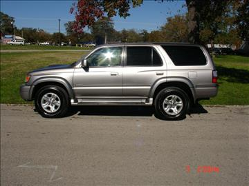 2002 Toyota 4Runner for sale at K D AUTO SALES in New Braunfels TX