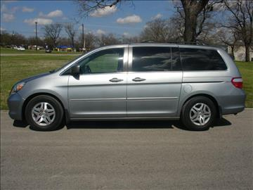 2006 Honda Odyssey for sale at K D AUTO SALES in New Braunfels TX
