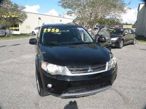 2008 Mitsubishi Outlander for sale in Mobile, AL