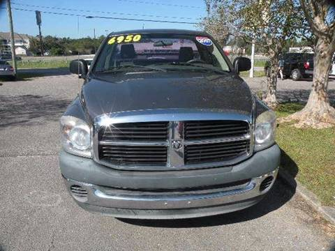 2007 Dodge Ram Pickup 1500 for sale in Mobile, AL