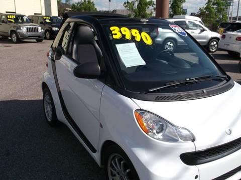 2011 Smart fortwo for sale in Mobile, AL