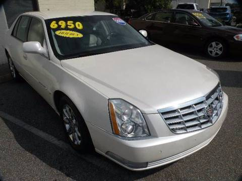 2009 Cadillac DTS for sale in Mobile, AL