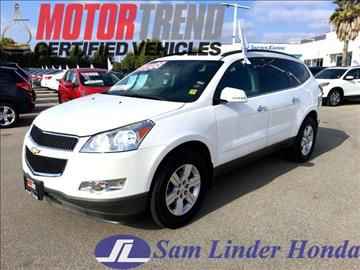 2011 Chevrolet Traverse for sale in Salinas, CA