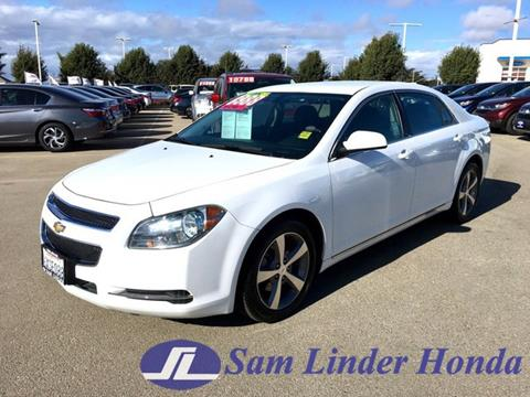 2011 Chevrolet Malibu for sale in Salinas CA
