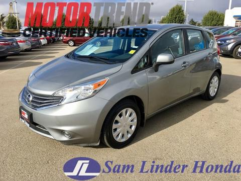 2014 Nissan Versa Note for sale in Salinas, CA