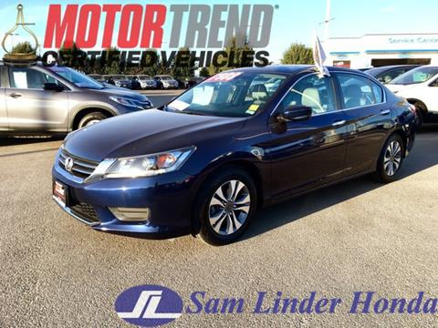 2014 Honda Accord for sale in Salinas CA