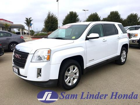 2012 GMC Terrain for sale in Salinas CA