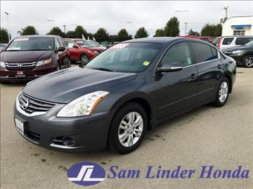 2011 Nissan Altima for sale in Salinas, CA