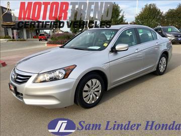 2012 Honda Accord for sale in Salinas, CA