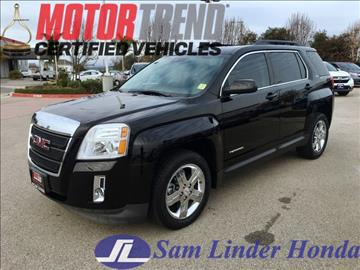 2013 GMC Terrain for sale in Salinas, CA