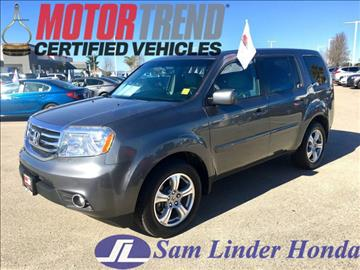 2013 Honda Pilot for sale in Salinas, CA